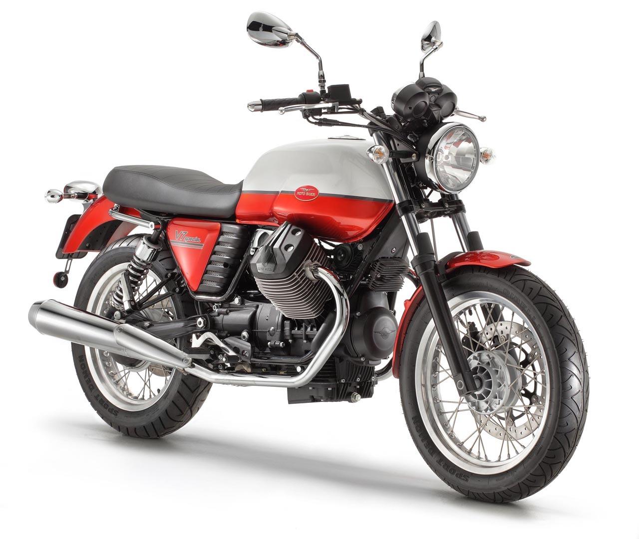 Foto de Moto Guzzi V7 Classic (1/65)