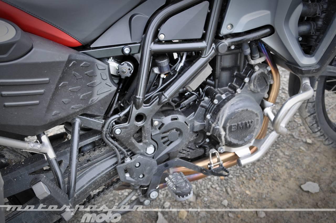 Foto de BMW F800 GS Adventure, prueba (valoración, vídeo, ficha técnica y galería) (24/45)