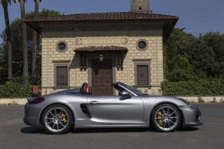Porsche Boxster Spyder Toma Contacto 28