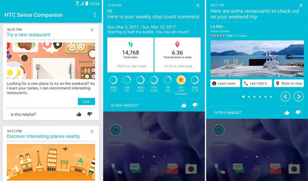 HTC Sense Companion, disponible en Google Play