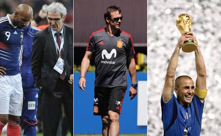 Lopetegui destituido: la historia nos dice que de esta España sale campeona o humillada