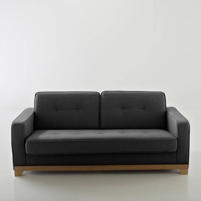 Sofá de poliéster, bultex, 2 o 3 plazas, Ajis