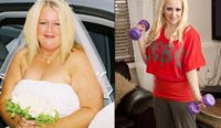 Una mujer pierde 50 kg con ayuda de Wii Fit