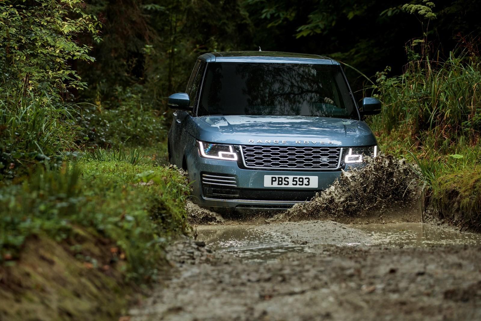 Foto de Land Rover Range Rover 2018 (2/26)