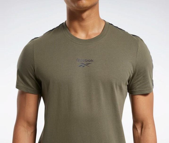 Camiseta Training Essentials Tape