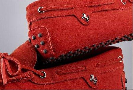 Colección Tod's para Ferrari: calzado y marroquinería doblemente italianos