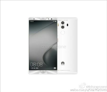 Huawei Mate 9 Renders 3