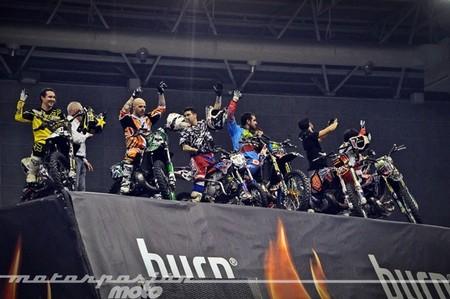 Copa Burn de Freestyle 2013