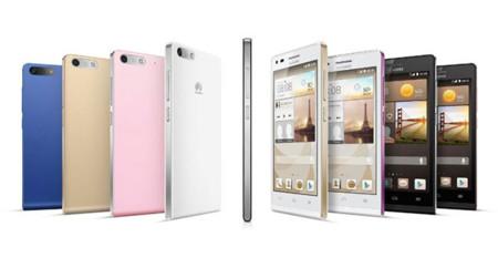 Huawei Ascend G6, toda la información