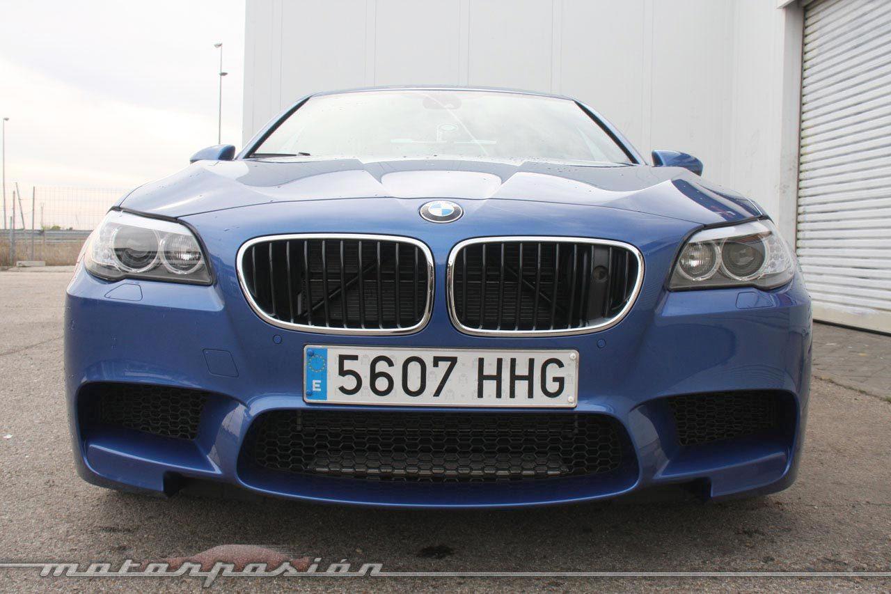 Foto de BMW M5 (Prueba) (27/136)