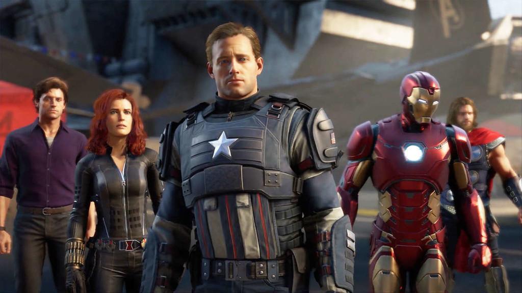 Marvel's Avengers: filtrado el gameplay del juego de Vengadores que se ha mostrado en la San Diego Comic-Con