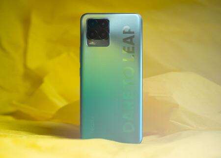 Rebajón en Amazon: realme 8 Pro a 229 euros, un teléfono bestial en calidad precio con cámara cuádruple de 108MP