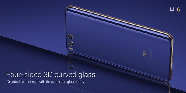 Xiaomi Mi seis Curvatura