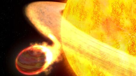 """Estrellas caníbales: un estudio revela cómo parte de los soles de nuestro universo """"se comen"""" a uno o varios de sus planetas"""
