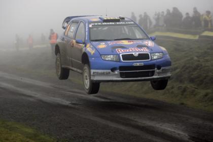 Previa de la 15º prueba del WRC: Rally de Gales