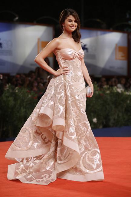 Selena Gomez en el Festival de Venecia