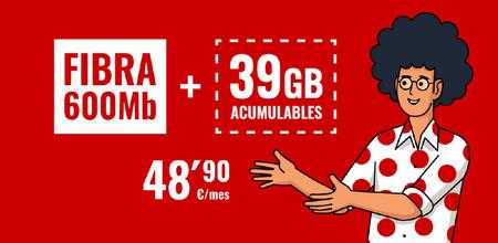 Pepephone vuelve a engordar su tarifa Inimitable: ahora, con 39 GB acumulables por el mismo precio