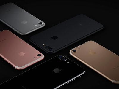 iPhone 7 y 7 Plus: el móvil de Apple que se puede bañar