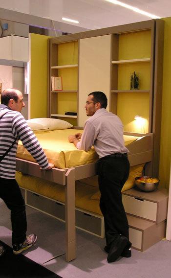sistema cama espace loggia