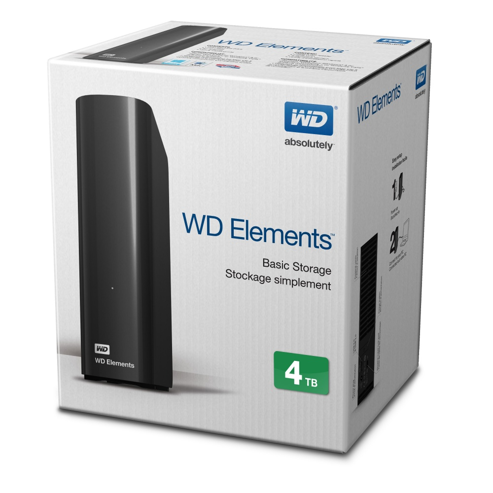 Western Digital WDBWLG0140HBK-NESN - Disco Duro de Escritorio (14 TB, USB 3.0)