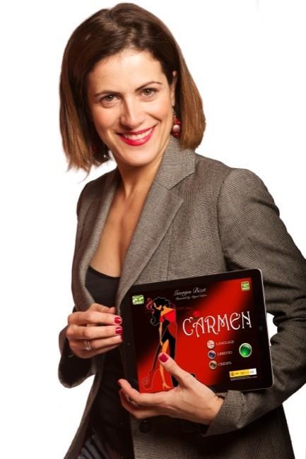 """Helena Díez-Fuentes de Touch of Classic: """"los niños pueden aprovechar las tabletas si se les ofrecen contenidos adecuados"""""""