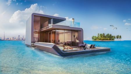 El apartamento de playa de tus sueños es éste: incluye habitación bajo el mar