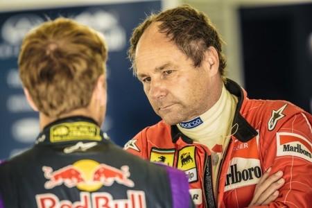 Gerhard Berger podría volver al paddock con McLaren