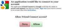 Twitter mejorará su sistema de identificación para competir con Facebook Connect