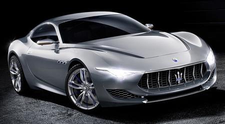 El Maserati Alfieri, a producción en 2016