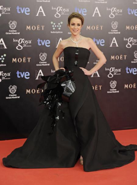 Silvia Abascal Premios Goya 2014