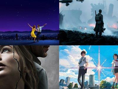 El cine de 2017 nos ha dado grandes sorpresas: éstas son las 19 mejores películas del año