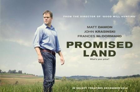 'Tierra prometida', no soy de gas natural