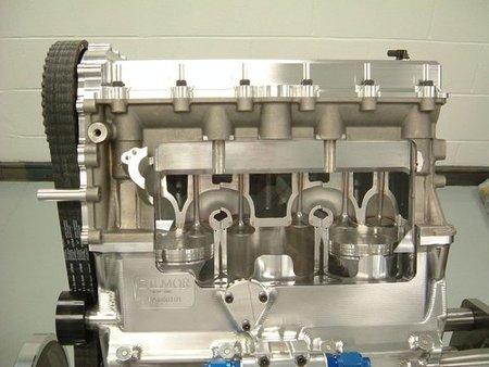 Ilmor anuncia un motor 0.7 que da 130 CV