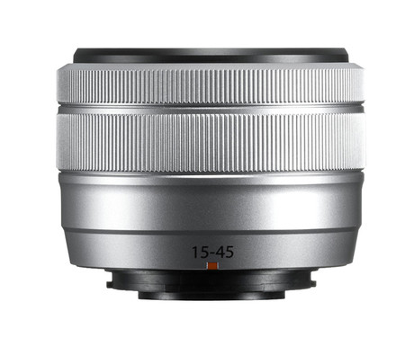 Xc15 45mm Silver Horizontal