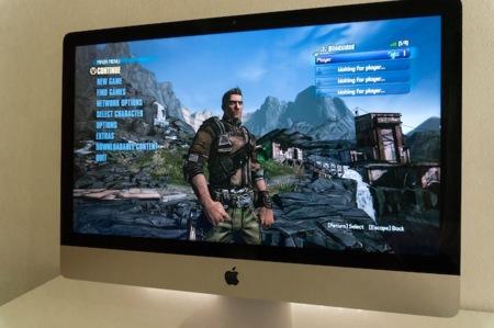 Análisis iMac 27 pantalla BL2