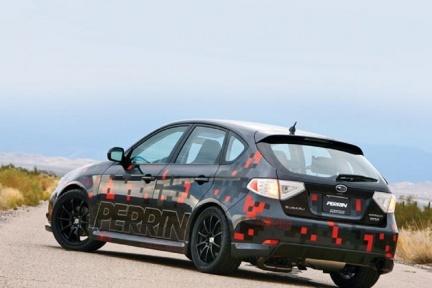 Subaru Impreza WRX por Perrin