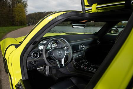 Mercedes-Benz SLS AMG Coupé Electric Drive (2013), a la venta