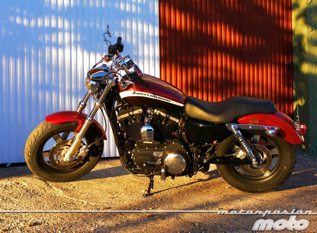 Foto de Harley-Davidson XR 1200CA Custom Limited (63/65)