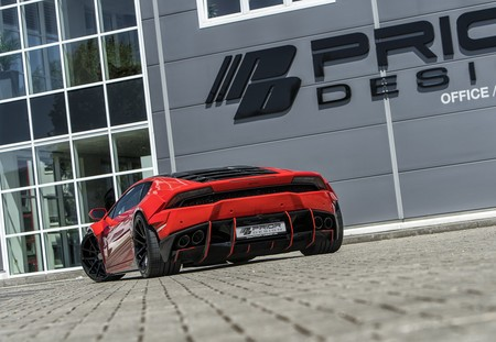 Lamborghini Huracan Wb Prior Design