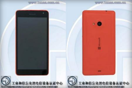 Un nuevo Lumia con marca Microsoft se deja ver en China