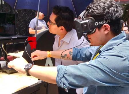 Oculus Vr Fest Mx