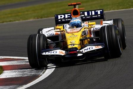 Fernando Alonso sólo pudo ser sexto en la calificación