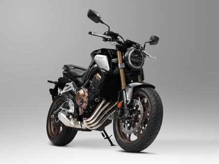 Honda CB650R: Estética neo-retro también para la gama intermedia