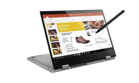 Por 749,99 euros, hoy tenemos en Amazon el convertible Lenovo Yoga 720-13IKBR