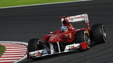 GP de Japón F1 2011: Fernando Alonso es segundo en una carrera espectacular
