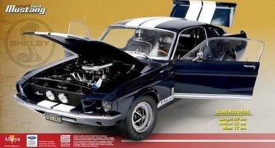 A la venta, Ford Mustang Shelby GT500... por entregas