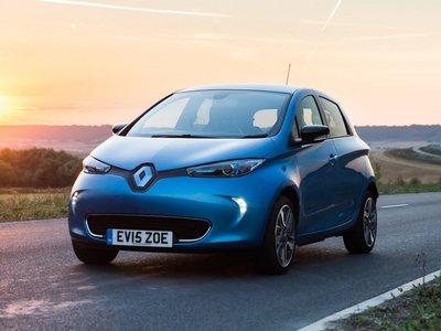 Las ventas de eléctricos siguen creciendo en Europa con el Renault ZOE y el Mitsubishi Outlander PHEV en cabeza