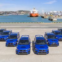 Subaru WRX STi Final Edition: sólo ocho unidades para la despedida en España del mítico deportivo japonés