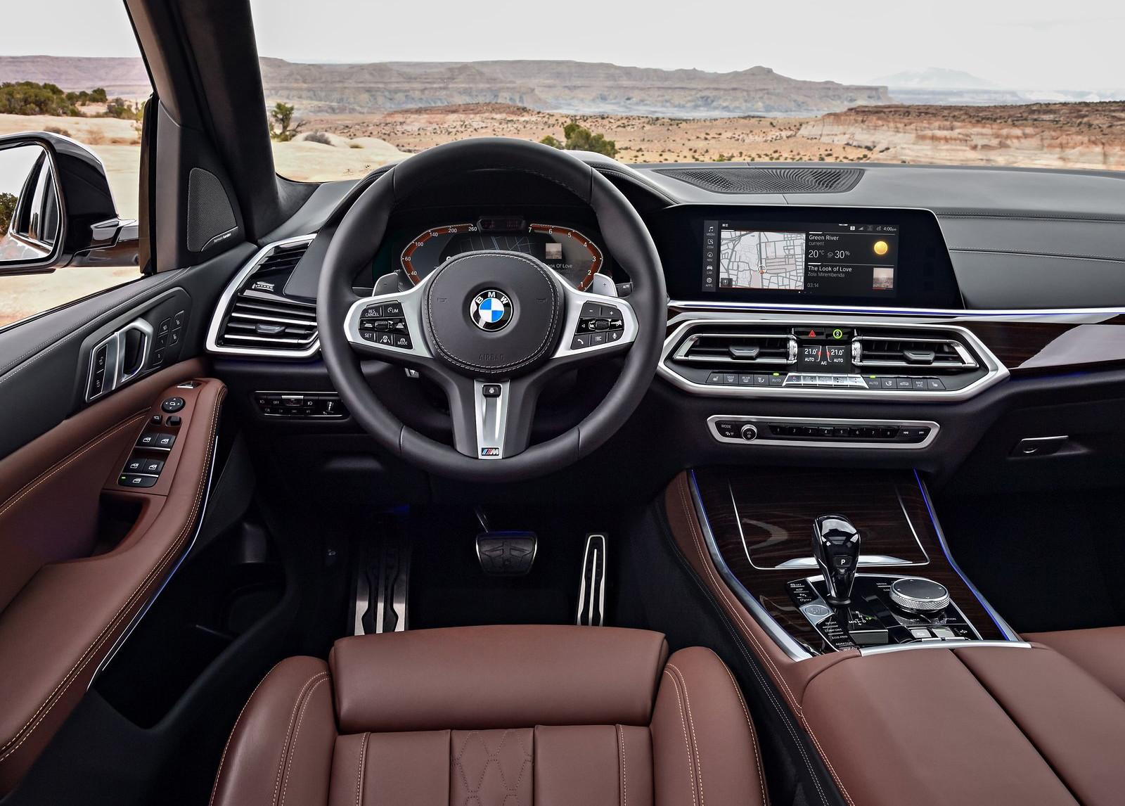 Foto de BMW X5 2019 (29/43)