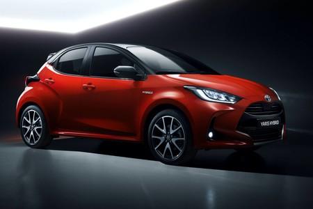 Toyota Yaris 2020 5